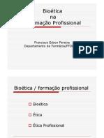 Bioetica e Farmacia