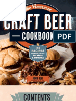 The American Craft Beer Cookbook — Sneak Peek