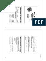 o Processo Da Pesquisa - 1o Sem 2013