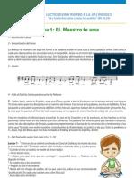 Lectio Divina JMJ Bodas de Caná