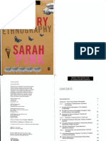 Pink, Sarah Doing Sensory Ethnography