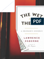 The Wet and the Dry by Lawrence Osborne - Excerpt
