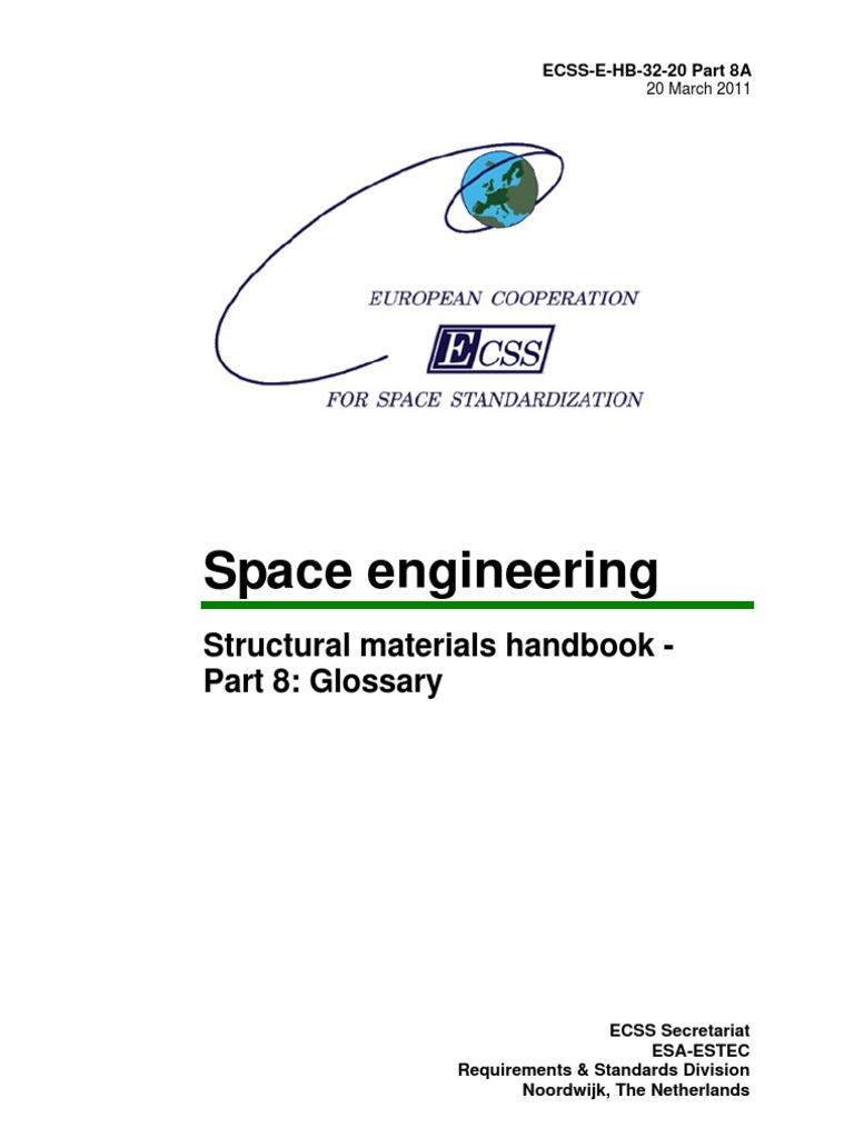 Ecss E Hb 32 20 Part8a Composite Material Fracture Lvdt Wiring Polarity Designation Diagram