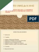 DECRETO 138