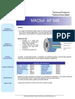 Aluminium Foil Af548