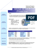 Aluminium Foil Af545 p