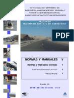 96303667 Normas y Manuales Tecnicos Para El Inventario Vial