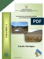 Estudio Hidrológico Cuenca Río Ilave 2009