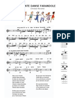 Chante Danse Farandole