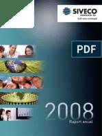 Siveco - Raport Responsabilitate Sociala 2008