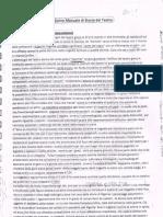 Alonge , Nuovo Manuale Di Storia Del Teatro 1