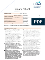 412418 Mill View Primary School - Published Report June 2013
