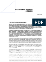 16 D Elia La Economia de La Argentina 2002-2008