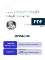 Diagnostico Viral PPP CJaimes 2011