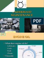 underhood_maintenance.ppt