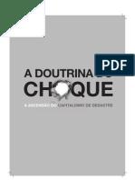 Naomi Klein Doutrina Choque