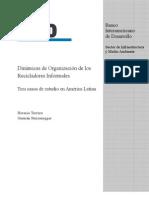 dinamicasdeorganizaciondelosrecicladoresinformales