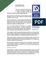 IPAD Referendum Press Release