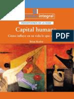 Capital Humano (eBook)