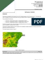 Example Link Design Report