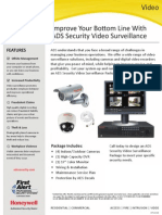 Video Surveillance-Honeywell