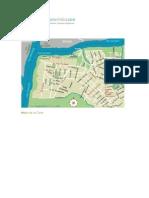 Mapa de La Ciudad Puerto Iguazu
