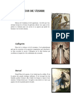 Le panthéon de Vesmir