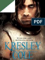 MacRieve by Kresley Cole (Excerpt)