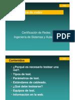 Certificacion de Redes