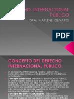 CLASES I DERECHO  INTERNACIONAL PÚBLICO