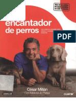 El Encantador de Perros. Cesar Millan