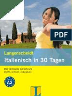 Italienisch in 30 Tagen 2010