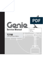 Manual Servicio Tz 50