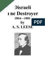 Disraeli the Destroyer.pdf
