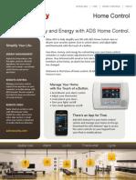 Home Control-First Alert