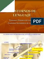 Trastornos de Lenguaje 1