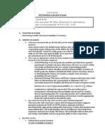 determining outcomes lesson - 3rd grade