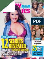 Study Breaks Magazine-July 2013, HOU