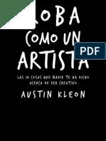 Primeras Paginas Roba Como Un Artista