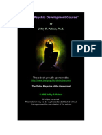 7 Day Psychic Development Course