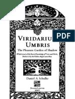 Schulke - Viridarium Umbris