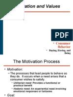 Motivation & Values