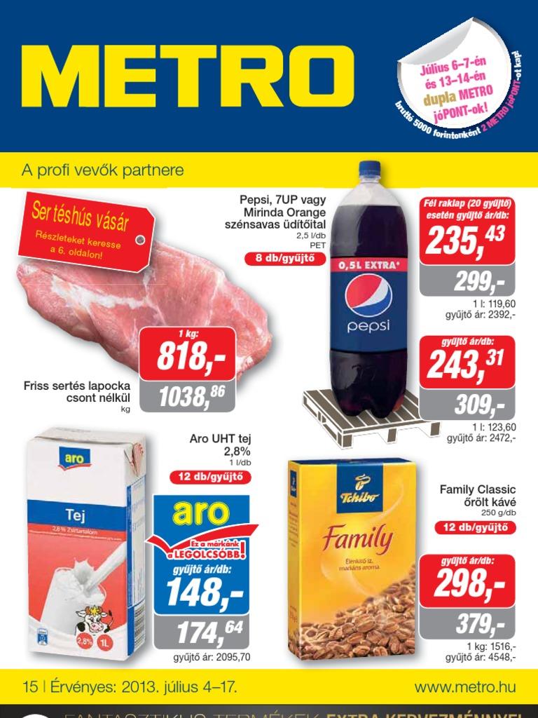 akciosujsag.hu - Metro élelmiszer f50caef4d5