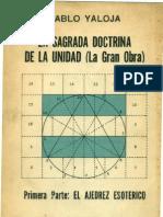 Yaloja Pablo - La Sagrada Doctrina de La Unidad - El Ajedrez Esoterico (Scan)