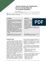1996_Sa 1. et al._Comparación de dos métodos de clasificación digital y aplicación al cartografiado de vegetación en él nordeste brasileño