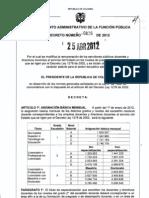 decreto 0826 de 20121278