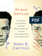 Brave Genius by Sean B. Carroll - Excerpt