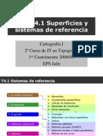 Tema 4-1. Referencia