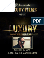 Luxury Meets Justice 28.06.20133
