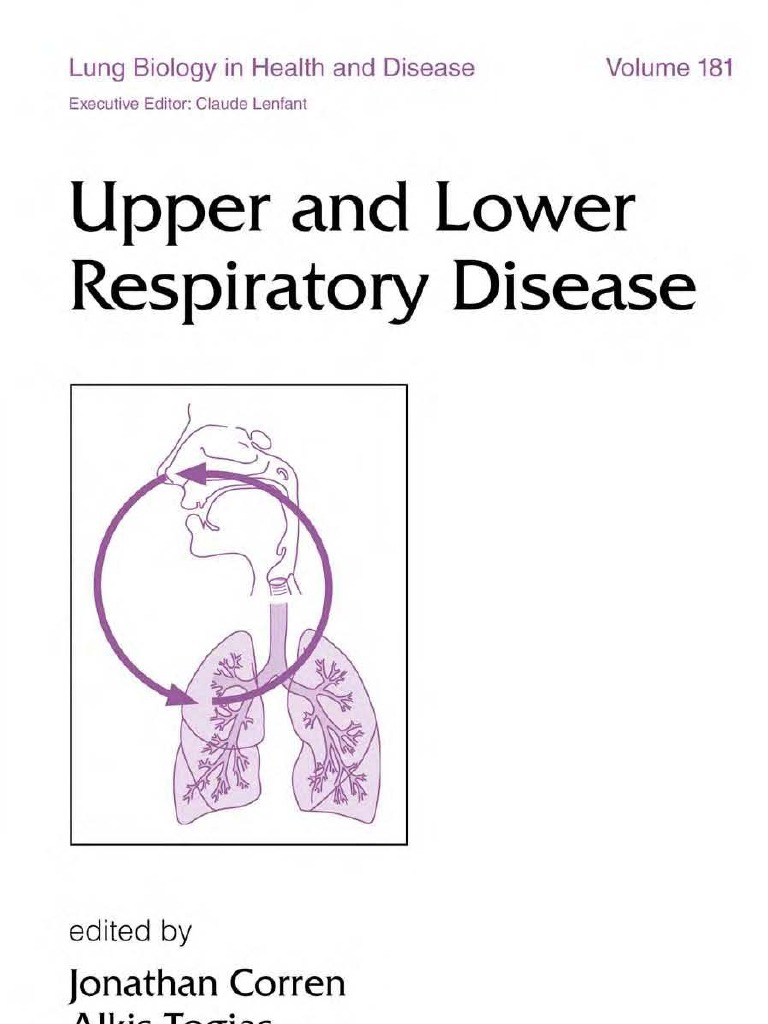 Upper And Lower Respiratory Disease 2003